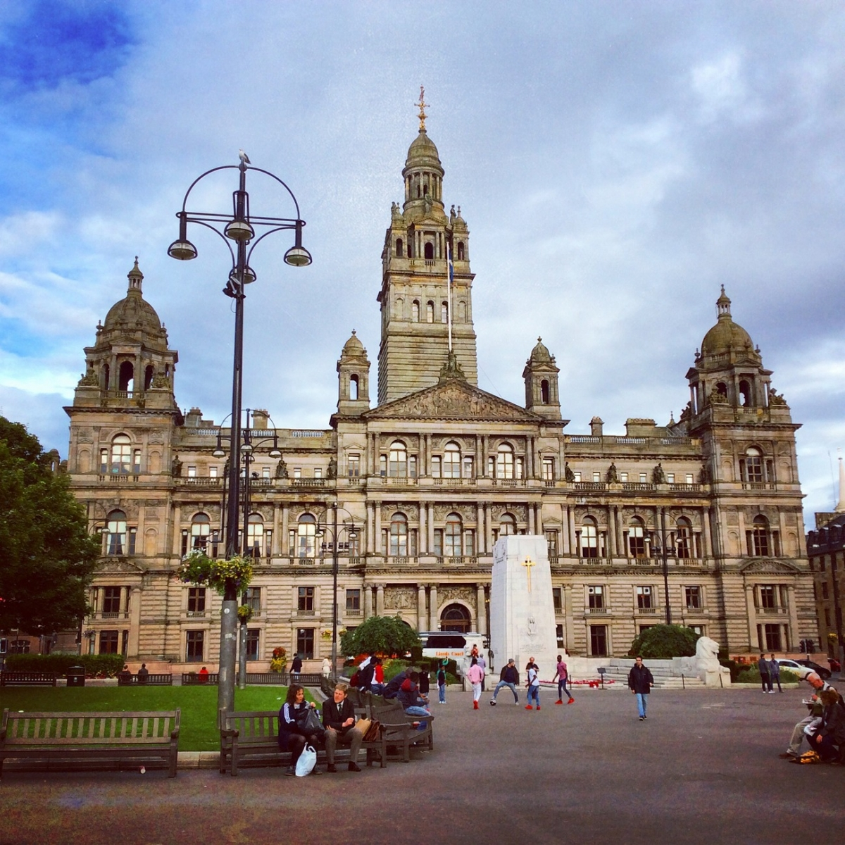 A Tour Of Glasgow City Chambers